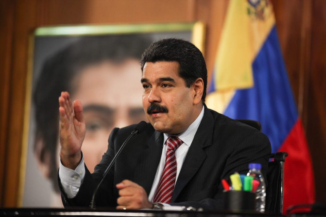 MADURO ORDENA MULTIPLICAR PRESENCIA MILITAR EN ZONA FRONTERIZA CON COLOMBIA