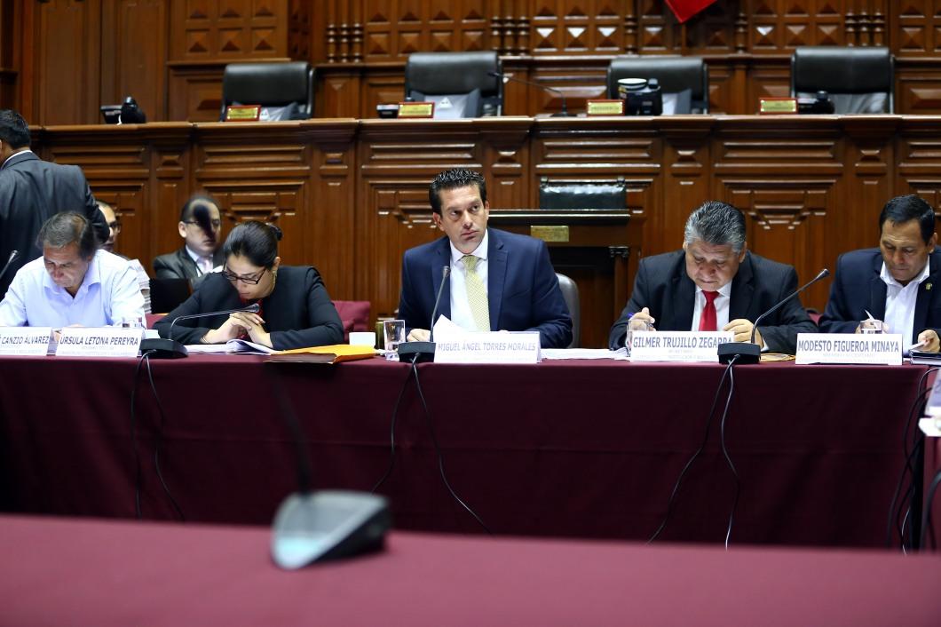 comisión rechazo ley 5