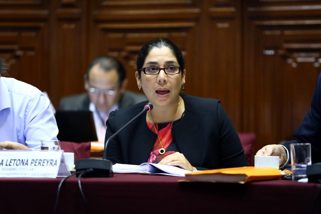 comisión rechazo ley 6