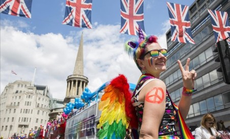 LGBT festival - Pride in London
