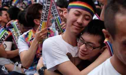 Taiwán-LGBT